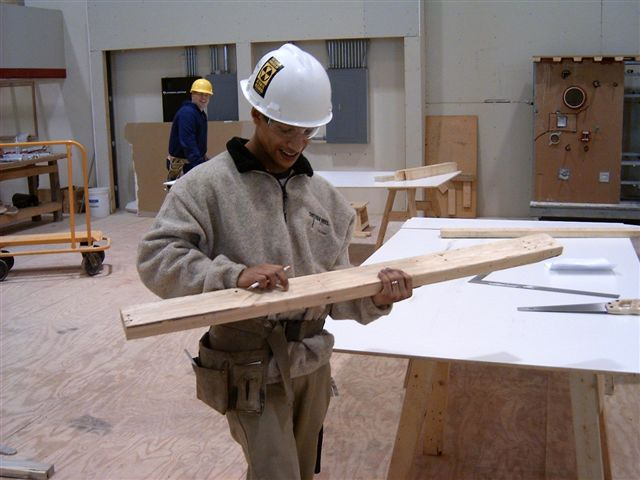 Carpenter Carpenters Training Institute Pewaukee